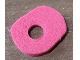 Part No: bb0935  Name: Foam, Scala Meat for Hamburger with Hole #3159