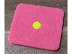 Part No: bb0937c01  Name: Foam, Scala Tray Underlay with Yellow Dot #3159