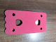 Part No: bb1109  Name: Foam, Scala House Cover with Cutouts and 4 Holes #3152