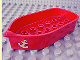 Part No: dupboat01pb01  Name: Duplo Boat with 12 Studs and Anchor Pattern