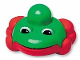 Part No: pri026  Name: Primo Animal Squirt Frog with Green Top