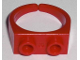 Part No: scl004  Name: Scala Ring with 1 x 2 Plate - Size Large