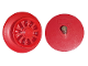Part No: wheel2b  Name: Train Wheel Spoked for Wagon