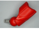 Part No: x302c01  Name: Galidor Limb Organic Short, with 1 Light Gray Socket and 1 Light Gray Pin 6 x 3 x 2