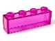 Part No: 3066  Name: Brick 1 x 4 without Bottom Tubes