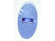 Part No: 92747  Name: Minifigure, Shield Oval