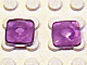 Part No: clikits015u  Name: Clikits Icon, Square 2 x 2 Small with Pin - (Undetermined Version)
