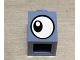 Part No: 3005px7  Name: Brick 1 x 1 with Eye Sideways Pattern on Two Sides