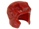 Part No: 10907  Name: Minifigure, Headgear Helmet Space with Open Face and Top Hinge (Iron Man)