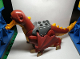 Part No: 5334c03pb01  Name: Duplo Dragon Body with Wings Large with Variably Colored Underside
