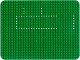 Part No: 10p01  Name: Baseplate 24 x 32 with Set 363/555 Dots Pattern