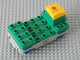 Part No: 2961b  Name: Duplo, Train Locomotive Base with Battery Compartment