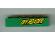 Part No: 3009pb083R  Name: Brick 1 x 6 with Off Roader Right Pattern (Sticker) - Set 4589