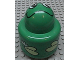 Part No: 31005pb04  Name: Primo Brick, Round Rattle 1 x 1 with Frog Pattern