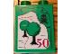 Part No: 4066pb474  Name: Duplo, Brick 1 x 2 x 2 with Crocodile and 50 Visit Legoland Windsor Pattern
