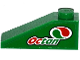 Part No: 4286pb025R  Name: Slope 33 3 x 1 with Octan Logo Pattern Model Right Side (Sticker) - Set 60115