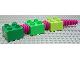Part No: 44255  Name: Duplo Creature Brick 2 x 2 Body Segments with Flexible Spine