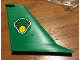 Part No: 54094pb04  Name: Tail 14 x 2 x 8 with Box and Arrows and Globe Green Cargo Pattern on Both Sides (Stickers) - Set 60022