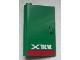 Part No: 58381pb07  Name: Door 1 x 3 x 4 Left - Open Between Top and Bottom Hinge with 'XTREME' Pattern (Sticker) - Set 60025