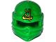 Part No: 98133pb11  Name: Minifigure, Headgear Ninjago Wrap with Gold Ninjago Logogram 'Energy' Pattern (Lloyd)