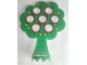 Part No: fabea2  Name: Fabuland Tree with Apples Pattern