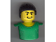 Part No: mcsport8  Name: Sports Promo Figure Head Torso Assembly McDonald's Set 8 (7918)