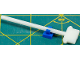 Part No: 86188  Name: Accessory, Human Tool Clutch Test Implement with Bar 7L