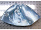 Part No: belvskirt11  Name: Belville, Clothes Skirt Long, Satin with White Snowflakes Pattern