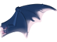 Part No: 23989pb03  Name: Dragon Wing 13 x 8, Trans-Light Purple Trailing Edge