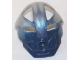 Part No: 32572pb01  Name: Bionicle Mask Komau with Pearl Light Gray Top (Vhisola)