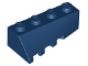 Part No: 43720  Name: Wedge 4 x 2 Sloped Right