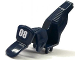Part No: 50860pb04  Name: Motorcycle Fairing, Dirt Bike with White '08' Pattern (Sticker) - Set 60069