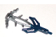 Part No: 50924pb01  Name: Bionicle Weapon Hordika Fin Barb with Flat Silver Flexible End