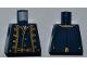 Part No: 973pb0945  Name: Torso PotC Uniform Jacket over Vest with Gold Trim Pattern