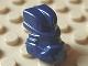 Part No: x1818  Name: Minifigure, Head Modified Bionicle Piraka Vezok Plain