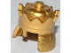 Part No: 71015  Name: Minifigure, Headgear Crown
