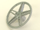 Part No: 54086  Name: Wheel Cover 5 Spoke without Center Stud - 35mm D. - for Wheels 54087, 56145 or 44292