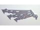 Part No: 57540  Name: Bionicle Wing / Fin (Hahli Mahri)