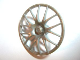 Part No: 58089  Name: Wheel Cover 7 Spoke V Shape - 36mm D.