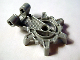 Part No: 61803  Name: Bionicle Armor / Head Support (Jetrax T6)