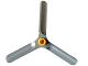 Part No: 6670c01  Name: Duplo, Toolo Propeller 3 Blade