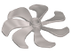 Part No: 87751  Name: Propeller 7 Blade 6 Diameter