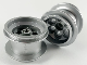 Part No: 22253  Name: Wheel 36.8mm D. x 26mm VR with X Axle Hole