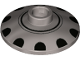 Part No: 4740pb020  Name: Dish 2 x 2 Inverted (Radar) with Black Circles and Dots Hubcap Pattern