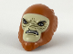 Part No: 37616pb02  Name: Minifigure, Head Modified Hylobon, Open Mouth Pattern