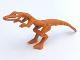 Part No: 54125pb01  Name: Dinosaur, Mutant Lizard with Yellow Specks on Back Pattern