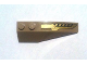 Part No: 41747pb051  Name: Wedge 6 x 2 Right with Gold Emblem Pattern (Sticker) - Set 6869