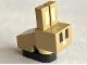 Part No: minebunny01  Name: Minecraft Bunny / Rabbit Baby - Brick Built