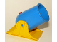Part No: 2166c01  Name: Duplo Cannon (Circus)