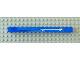 Part No: 2465pb10  Name: Brick 1 x 16 with White Zigzag Arrow Right Pattern (Sticker) - Railway Express